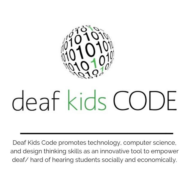 Deaf Kids Code