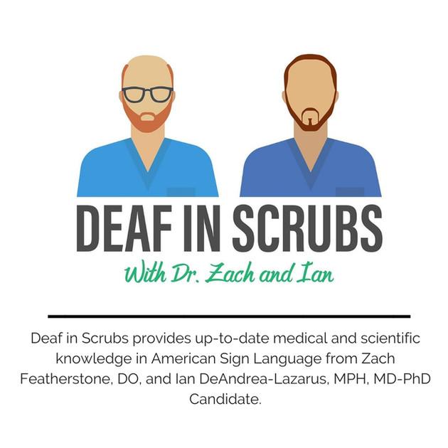 Deaf in Scrubs