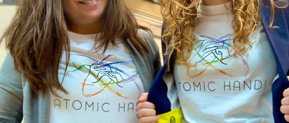 Atomic Hands Shirt