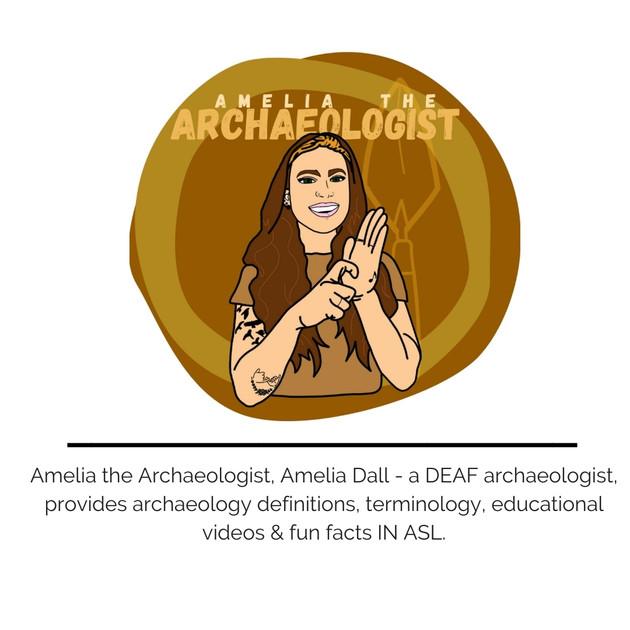 Amelia the Archaeologist
