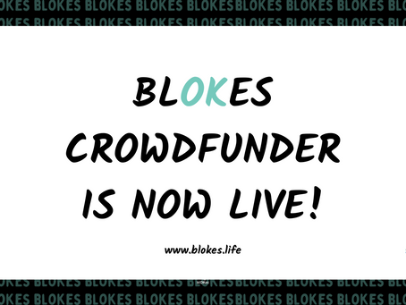blOKes launch inaugural Crowd Funder