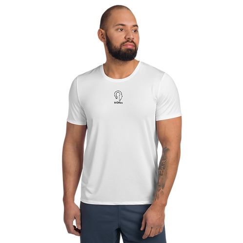 blOKes x Restart Rugby Performance Tee | White