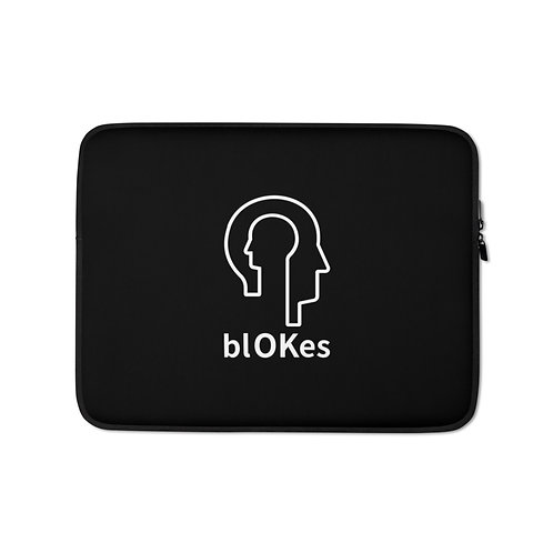 blOKes Laptop Sleeve - Black