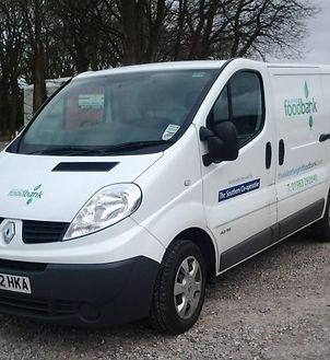 IOW Food Bank - Running Costs of the Van