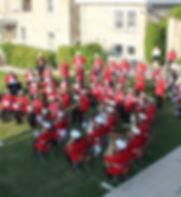 Medina Marching band 2017.jpg