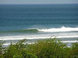 Playa Tamarindo Costa Rica rivermouth surf break