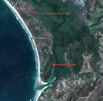 The road to Pavones, Zancudo, Punta Banco...