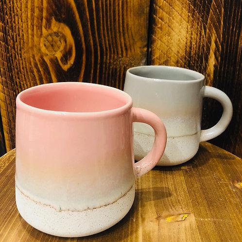 Mojave Glaze Pink Mug