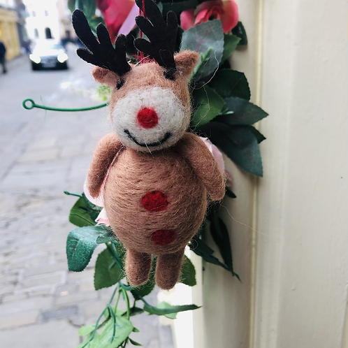 Rudolph Felt Decoration