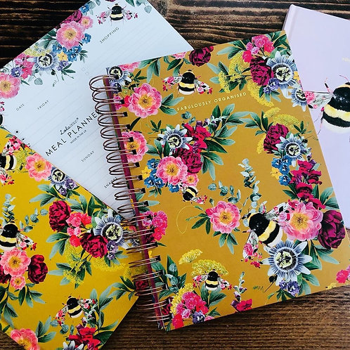 Bee Stationery Collection