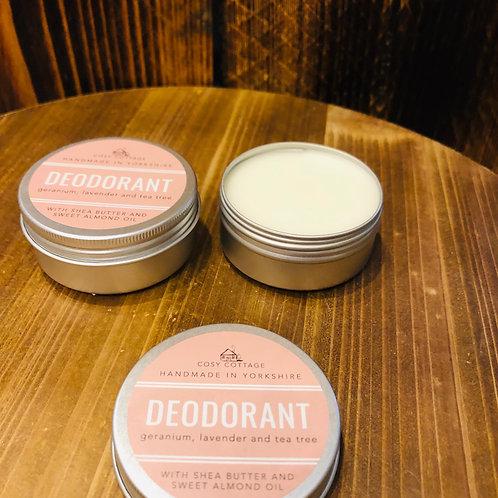 Cosy Cottage Deodorant