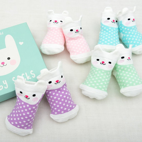 Bunny Sock Designs