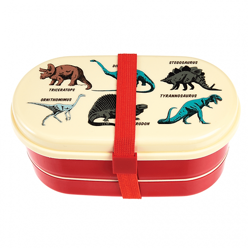 Prehistoric Land Bento Box