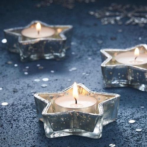 Star Tealight Holders