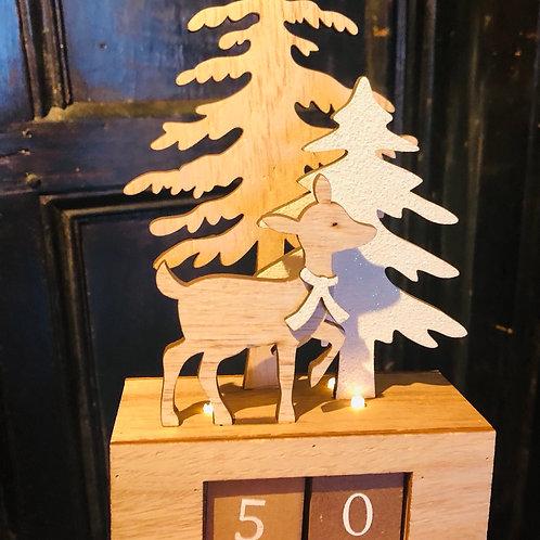 LED Christmas Countdown