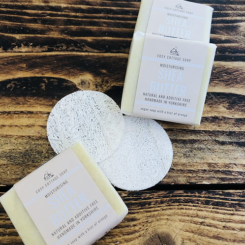 Cosy Cottage Shea Butter Facial Soap