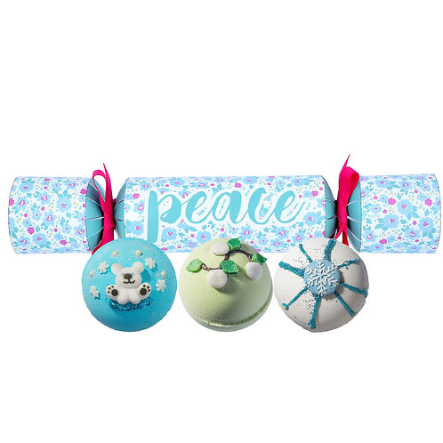 Bath Bomb Cracker Set of 3