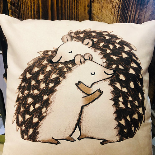 Hedge-Hugs Cushion