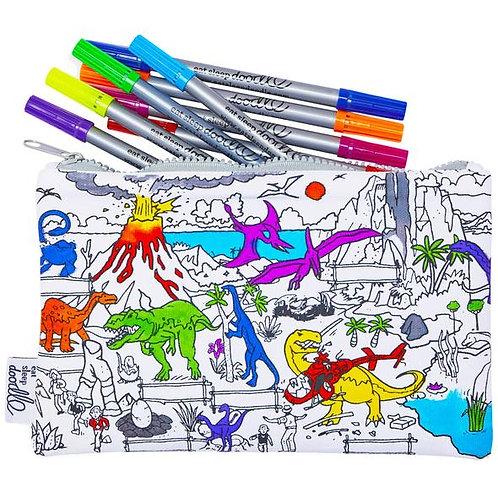 Colour-in Pencil Case
