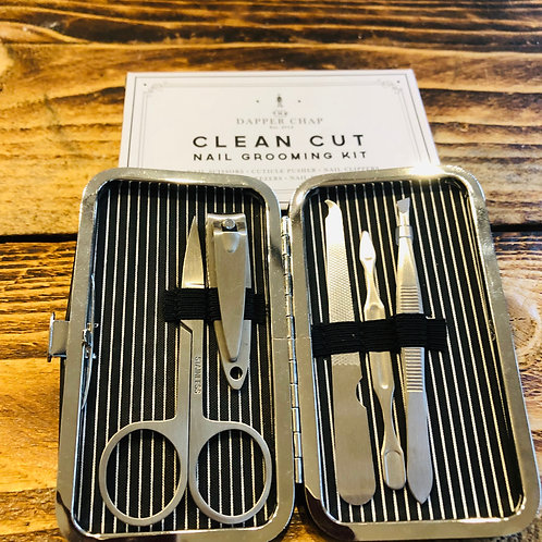 Dapper Chap Nail Grooming Kit