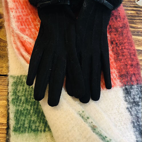 Scarf & Gloves Gift Bundle
