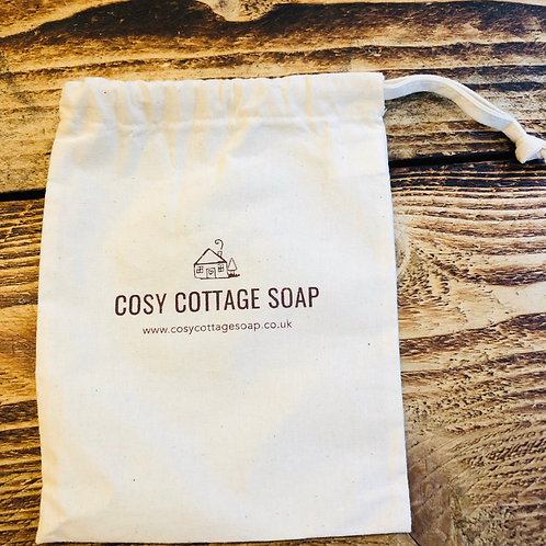 Cosy Cottage Cotton Bag