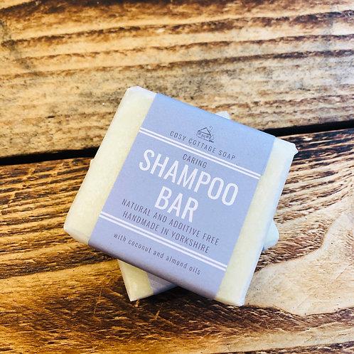 Cosy Cottage Shampoo Bar