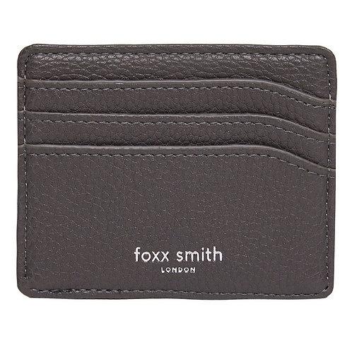 Foxx Smith Vegan Leather Card Holder