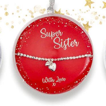 Christmas Bracelet in Bauble