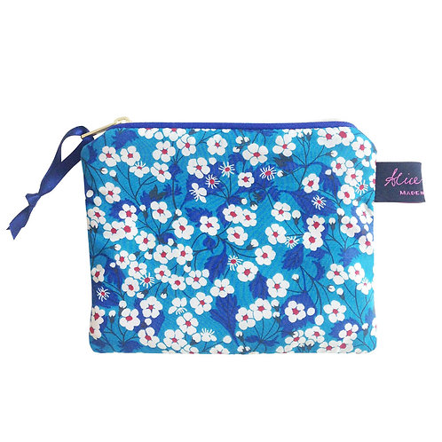 Mitsi Blue Purse