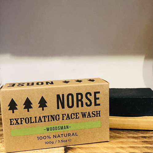 Norse Exfoliating Face Wash