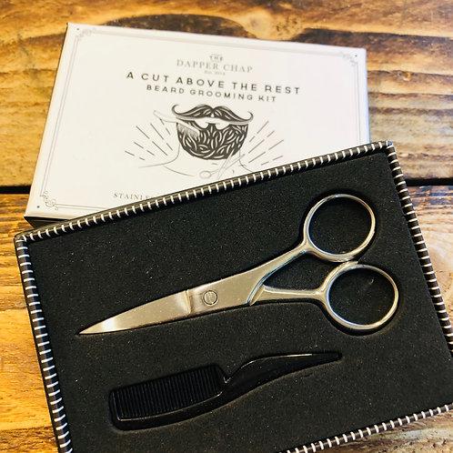 The Dapper Chap Beard Grooming Kit