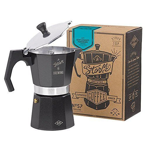 Gentlemen's Hardware Espresso Coffee Maker
