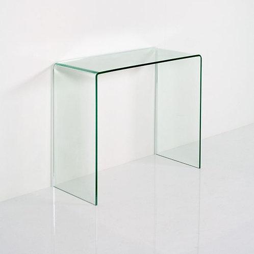 Consolle design vetro