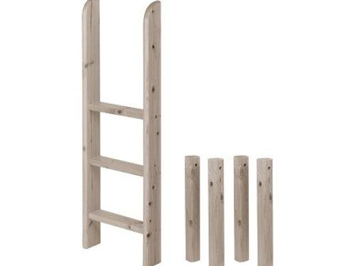 Scala per letto semi-elevato e gambe Classic