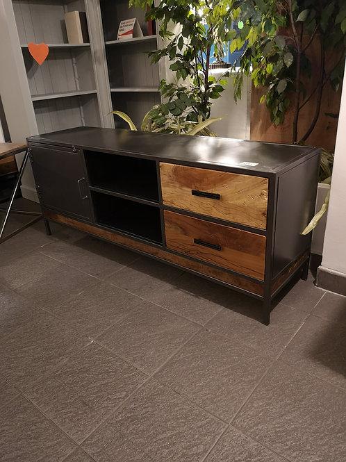 Mobile porta tv lecasedesign for Mobile porta tv legno grezzo
