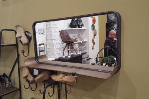 Specchio design vintage industriale
