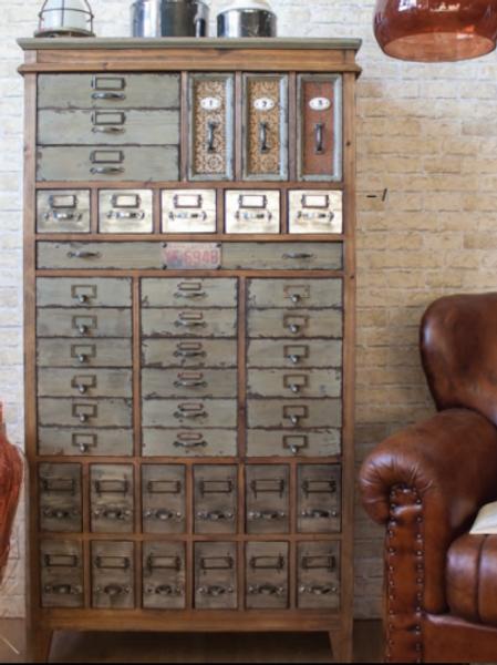 Cassettiera industriale ufficio