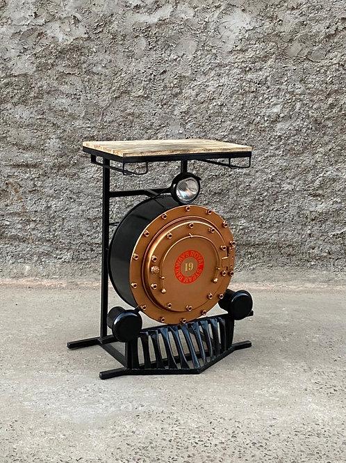 Mobile bar locomotiva