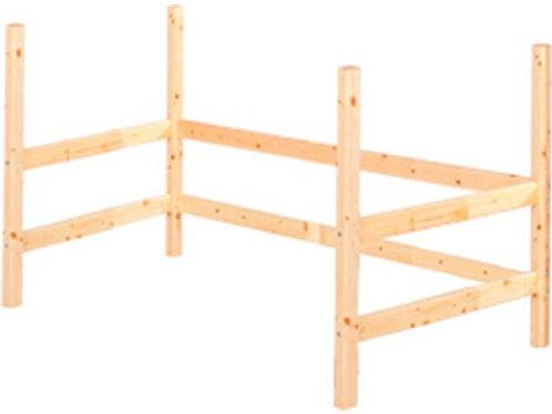 Modulo di elevazione letto  sopra-elevato Classic h184