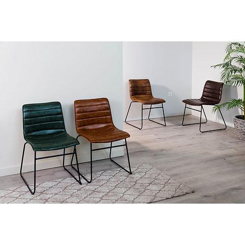 Set 2 sedie vintage