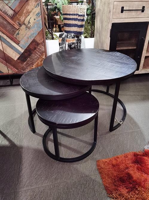 Set 3 Tavolini Lax