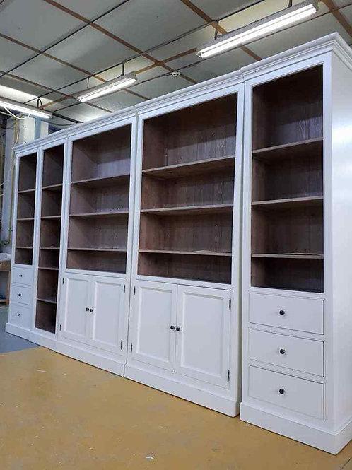 Libreria design etnico industriale