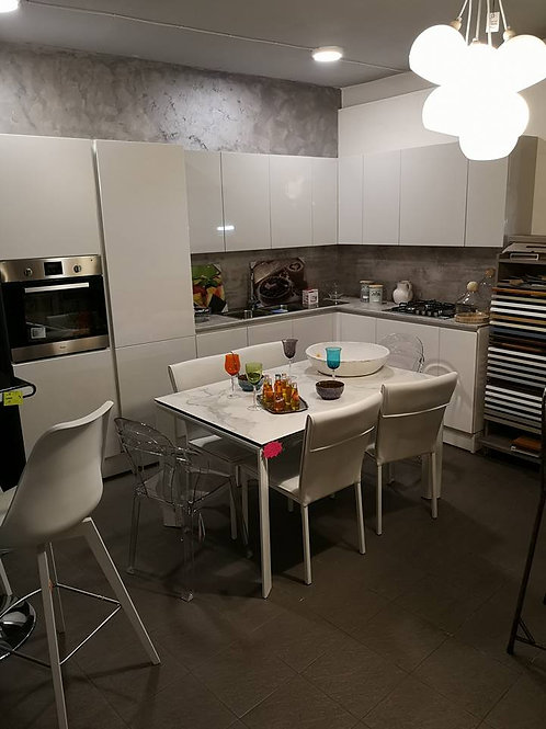 Cucina Angolare Veneta Cucina