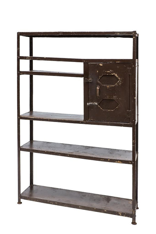 Libreria ferro design vintage