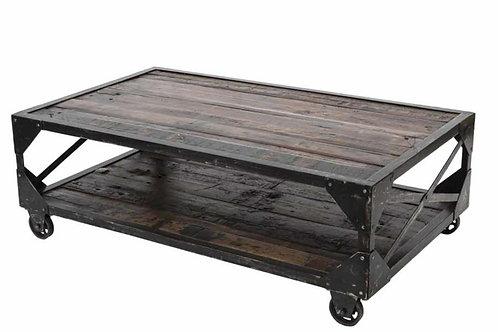 Tavolino industriale