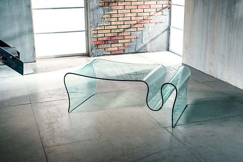 Tavolino salotto vetro