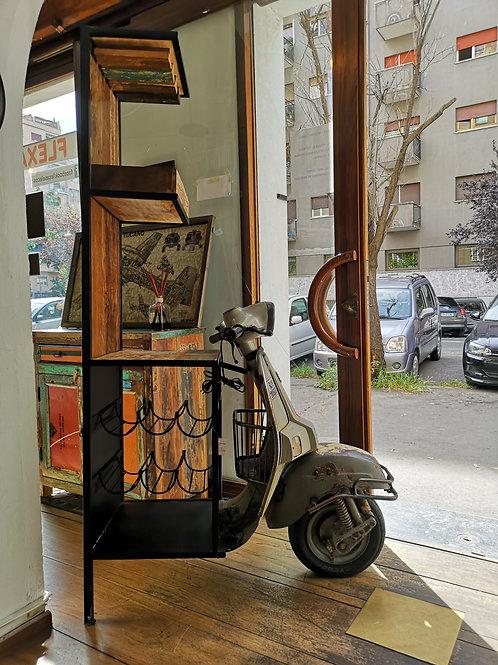 Mobile bar vespa alto