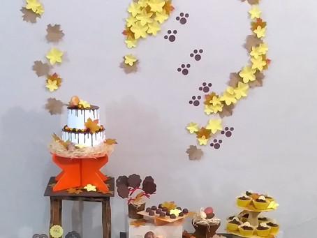 Inspiração para a Páscoa - Especial de Outono
