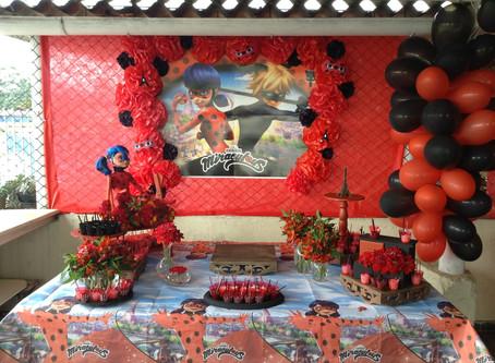 Inspirações e Detalhes para uma Festa Lady Bug, ideias simples e lindas!